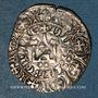 Münzen Aquitaine. Edouard II (1307-1327). Maille blanche, 2e type