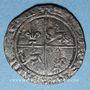 Münzen Aquitaine. Edouard IV le Prince Noir (1362-1372). Denier. Bordeaux