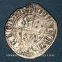 Münzen Aquitaine. Edouard IV le Prince Noir (1362-1372). Esterlin. Bordeaux, 2e émission