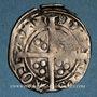 Münzen Aquitaine. Edouard IV le Prince Noir (1362-1372). Esterlin. Limoges, 2e émission