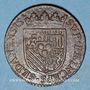 Münzen Ardennes. Principauté de Sedan. Henri de la Tour d'Auvergne (1594-1623). Double liard 1613. Raucourt