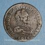 Münzen Ardennes. Principauté de Sedan. Henri de la Tour d'Auvergne (1594-1623). Double liard 1614. Sedan