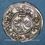 Münzen Berry. Seigneurie de Déols. Eudes l'Ancien (1012-1044). Denier