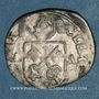 Münzen Comtat Venaissin. Clément VIII (1592-1605). Au nom de Silvio Savelli. Douzain 1593 (?). Avignon