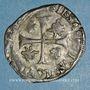 Münzen Comtat Venaissin. Clément VIII (1592-1605). Au nom de Silvio Savelli. Douzain (1593 ). Carpentras