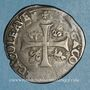 Münzen Comtat Venaissin. Grégoire XIII (1572-85). Au nom du légat Charles de Bourbon. Douzain