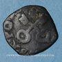 Münzen Comtat Venaissin. Innocent X (1644-1655). Patard au lis