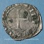 Münzen Comtat Venaissin. Martin V (1417-1431). Denier. Avignon