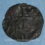 Münzen Comtat Venaissin. Paul III (1534-1549). Denier
