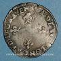 Münzen Comtat Venaissin. Sixte V (1585-1590). Pinatelle 1587. Avignon