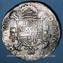 Münzen Comté d'Artois. Philippe II d'Espagne (1555-1598). 1/2 écu philippe 1586, Arras