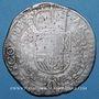 Münzen Comté d'Artois. Philippe IV d'Espagne (1621-1640). Patagon 1623, Arras