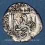 Münzen Comté de Bourgogne. Albert et Isabelle (1598-1621). Carolus 1618. Dôle.