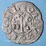 Münzen Comté du Roussillon. Gausfred III (1115-1164). Denier