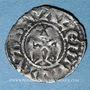 Münzen Dauphiné. Evêché de Valence. Monnayage anonyme (XIIe - XIIIe siècle). Obole