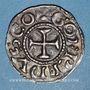 Münzen Duché d'Aquitaine. Guillaume VIII ( Gui-Geoffroi) de Poitiers (1058-1086). Denier