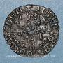 Münzen Duché de Bourgogne. Charles le Téméraire (1467-1477). Engrogne frappée à Auxonne