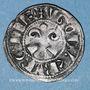 Münzen Duché de Bourgogne. Hugues III (1162-1192). Denier. Dijon