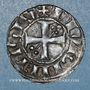 Münzen Duché de Bourgogne. Hugues IV (1218-1272). Denier. Dijon
