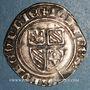 Münzen Duché de Bourgogne. Jean sans Peur (1404-1419). Grand blanc. Saint-Laurent