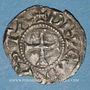 Münzen Duché de France. Comté de Dreux. Hugues Bardoul (1028-1055). Denier