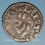 Münzen Franche Comté. Archevêché de Besançon - Monnayage anonyme (13e -14e s). Denier estevenant, 11e type