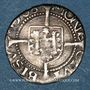 Münzen Franche Comté. Cité de Besançon. Blanc (= 1/2 carolus) 1586