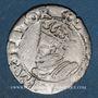 Münzen Franche Comté. Cité de Besançon. Carolus 1580. Avec BISVNTINE