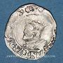 Münzen Franche Comté. Cité de Besançon. Carolus 1615