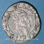 Münzen Franche Comté. Cité de Besançon. Carolus 1619. Avec CAROLV : ROMAN : IMPMPER