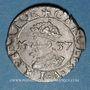 Münzen Franche Comté. Cité de Besançon. Carolus 1637