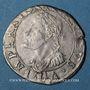 Münzen Franche Comté. Cité de Besançon. Gros (= 1/8 teston) 1622