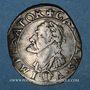 Münzen Franche Comté. Cité de Besançon. Gros (= 1/8 teston) 1623
