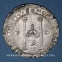 Münzen Franche Comté. Cité de Besançon. Gros 1578. Unique et inédit !