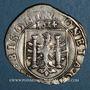 Münzen Franche Comté. Cité de Besançon. Teston 1624