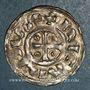 Münzen Normandie. Archevêché de Rouen. Hugues (942-989). Denier. Rouen