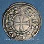 Münzen Orléanais. Comté de Chartres. Eudes I ou Thibaut II (975-1004). Denier de type bléso-chartrain