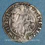 Münzen Principauté d'Orange. Raymond V (1340-1393). Demi-carlin