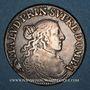 Münzen Principauté de Dombes. Anne-Marie-Louise d'Orléans (1650-1693). 1/2 écu d'argent 1673