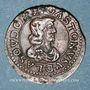Münzen Principauté de Dombes. Gaston d'Orléans (1627-50). Double tournois 1641