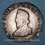 Münzen Principauté de Dombes. Henri II de Montpensier (1592-1608). Teston 1606