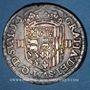 Münzen Seigneurie de Béarn. Henri II (1572-1589). 1/4 écu 1585. Morlaàs