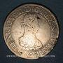 Münzen Seigneurie de Béarn. Henri II (1572-1589).  Franc 1581. Morlaàs