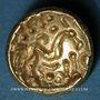 Münzen Ambiani (région d'Amiens). Statèreaux deux S, vers 60 - 30/25 av. J-C