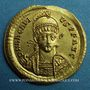 Münzen Arcadius (383-408). Solidus. Constantinople, 4e officine, 403-408