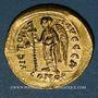 Münzen Empire byzantin. Anastase (491-518). Solidus. Constantinople, 1ère officine (507-518)