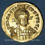 Münzen Empire byzantin. Anastase (491-518). Solidus. Constantinople, 6e officine, 491-498