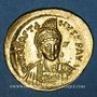 Münzen Empire byzantin. Anastase (491-518). Solidus. Constantinople, 8e officine (498-518)