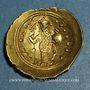 Münzen Empire byzantin. Constantin X Doukas (1059-1067). Nomisma histaménon. Constantinople, 1059-1067
