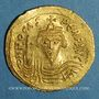 Münzen Empire byzantin. Phocas (602-610). Solidus. Constantinople. 10e officine, 609-610